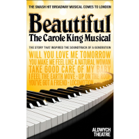 Beautiful Carol King Musical Poster